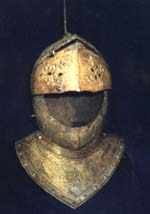 Helmet of Sir William Hewet/Hewyt