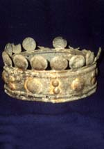 Coronet of Viscount George Hewitt